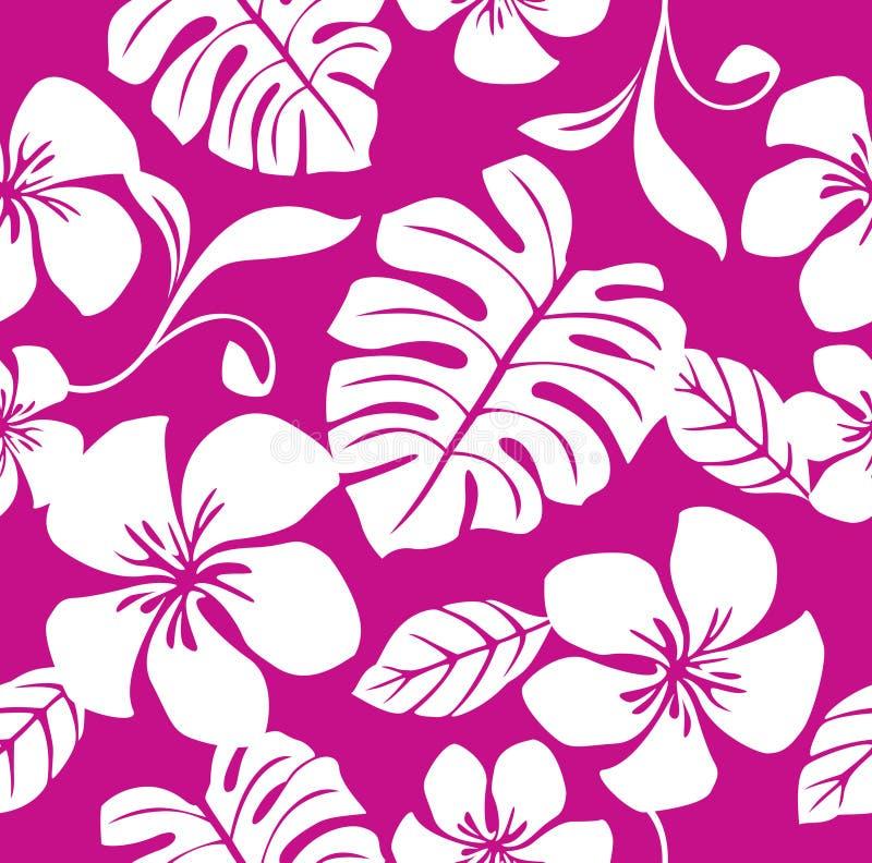 тропическое пинка картины бикини безшовное бесплатная иллюстрация