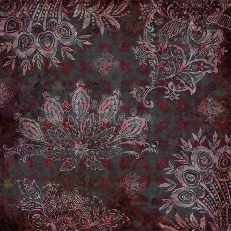 тропическое предпосылки флористическое иллюстрация штока