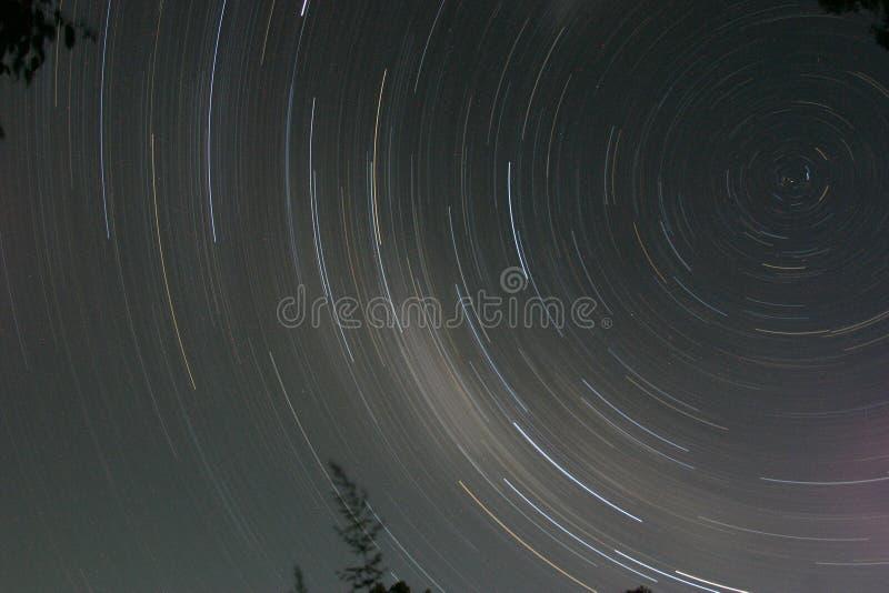 тропки звезды стоковое фото rf