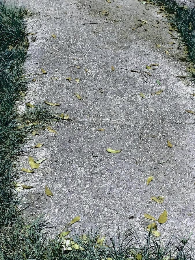 тротуар стоковое изображение rf