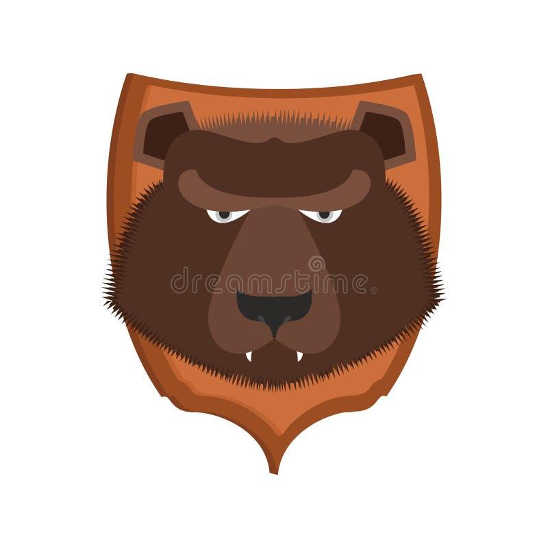 картинка голова медведя за кустом приобрел