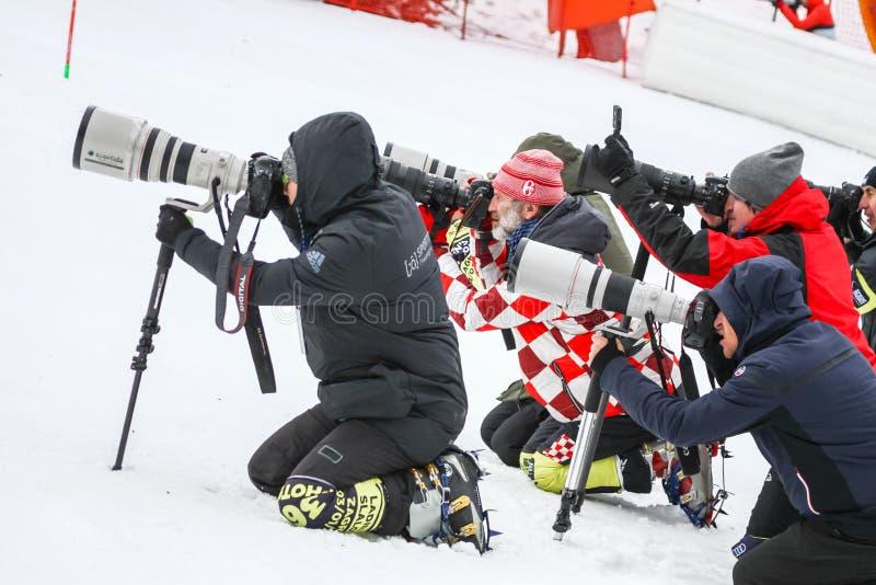 Трофей ферзя снега стоковая фотография