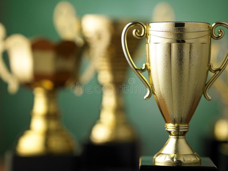 Трофей стоковые изображения rf