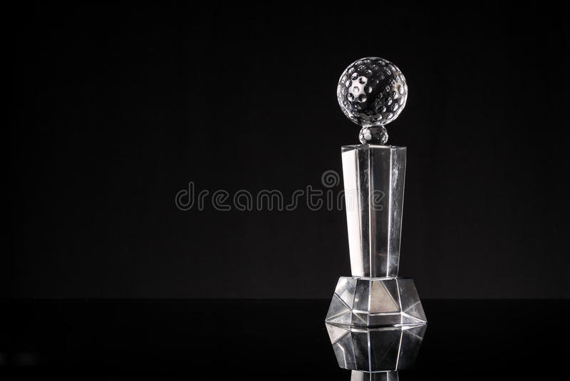 Трофей стоковое изображение