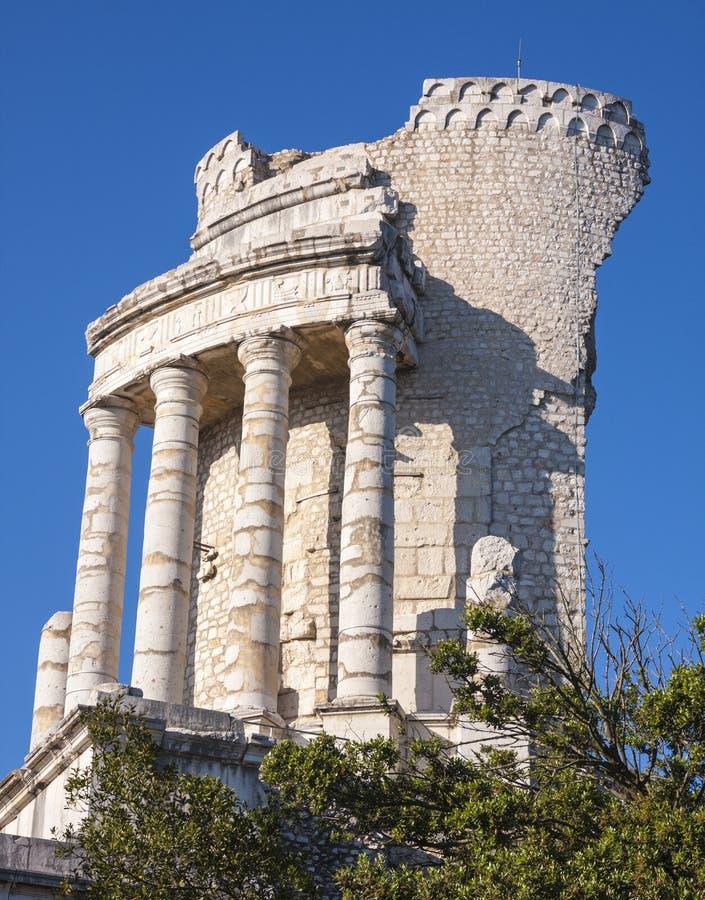 Трофей Augustus стоковые изображения rf