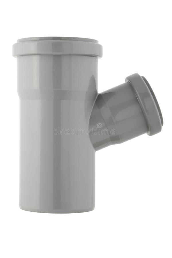 Труба PVC стоковое фото rf