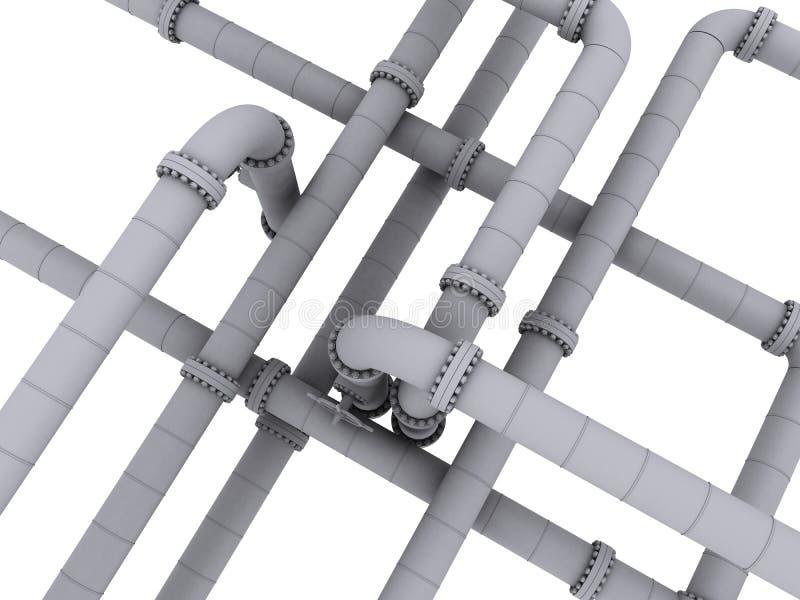 трубопровода бесплатная иллюстрация