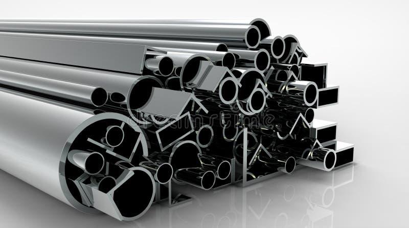 трубы иллюстрация штока