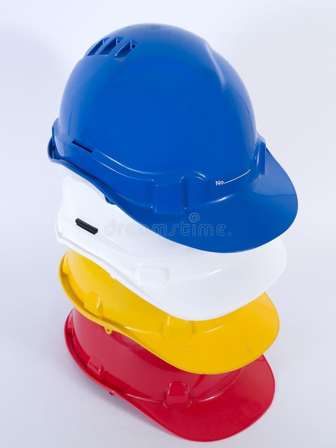 трудное hats1 стоковое изображение