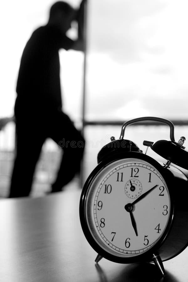 трудно имеющ время стоковая фотография rf