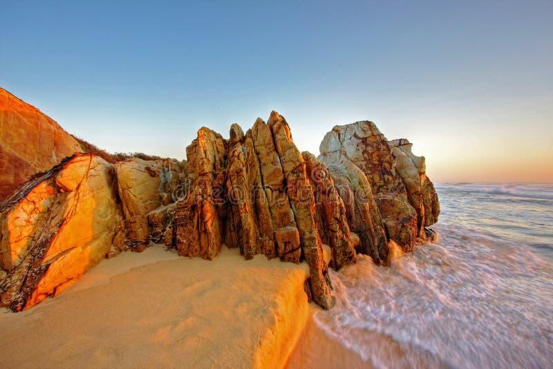 трясет восход солнца стоковое фото