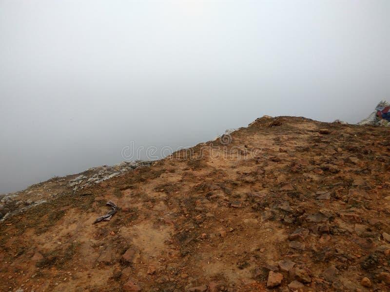 Туманная красота стоковое фото