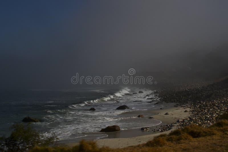 туман загадочный стоковое изображение rf