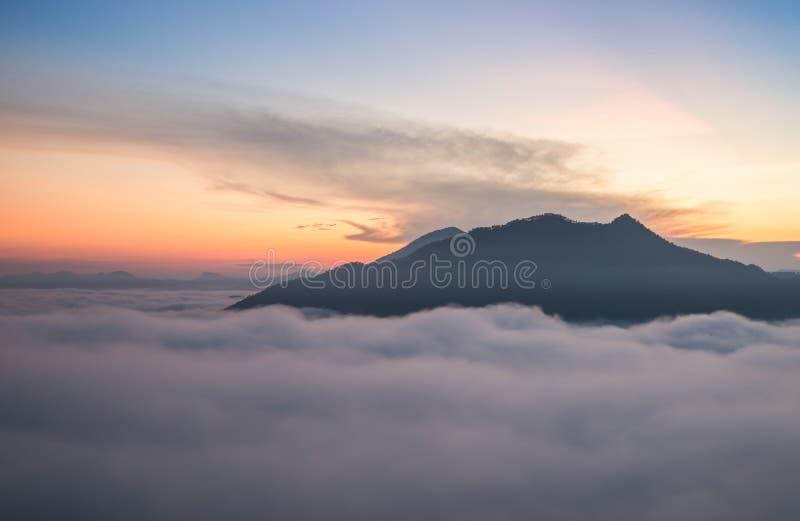 Туман настолько красивый стоковое изображение