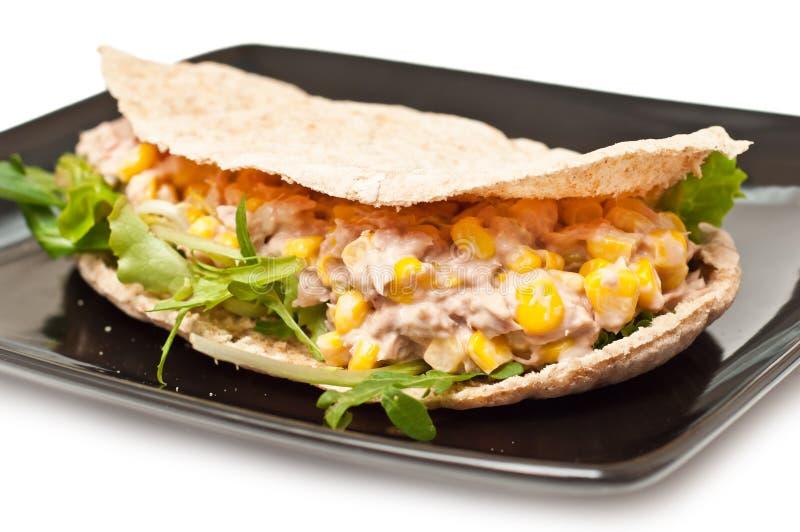 туна сандвича стоковые фото