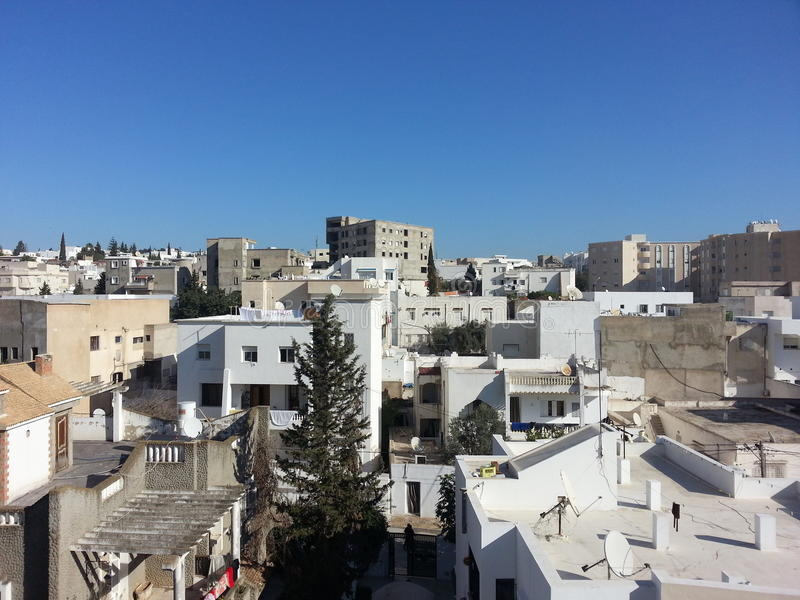 Тунис, Le bardo стоковые фотографии rf