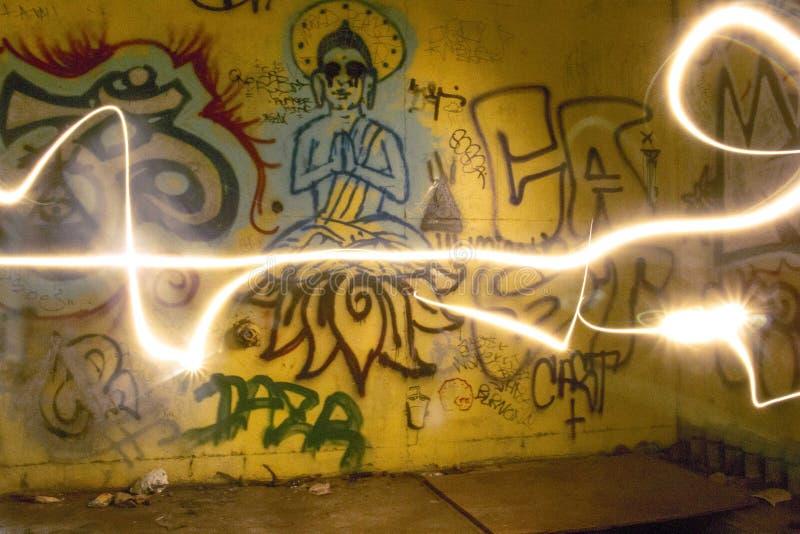 Туннельное зрение стоковая фотография