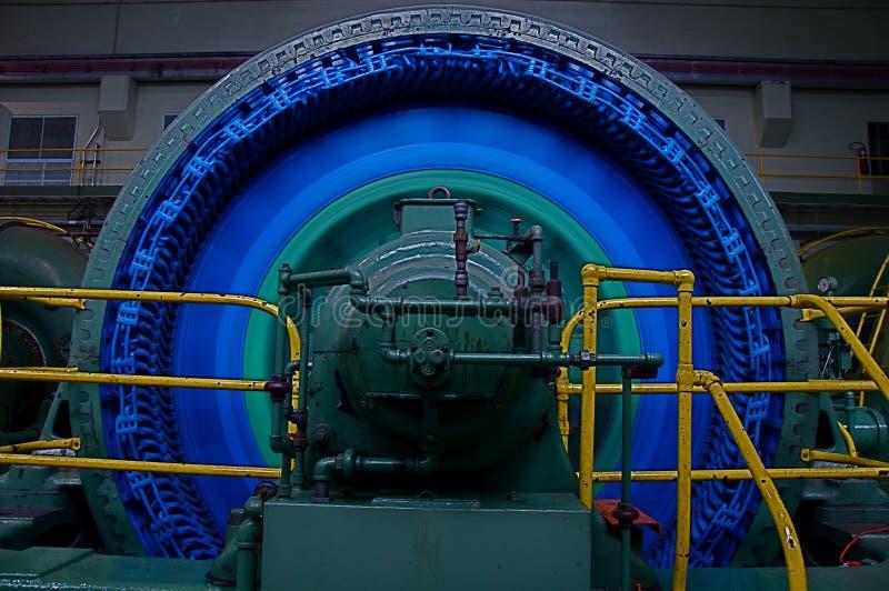 Турбина II стоковое изображение rf