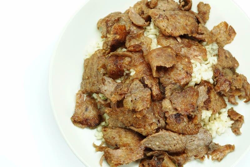 Турецкая еда стоковые изображения