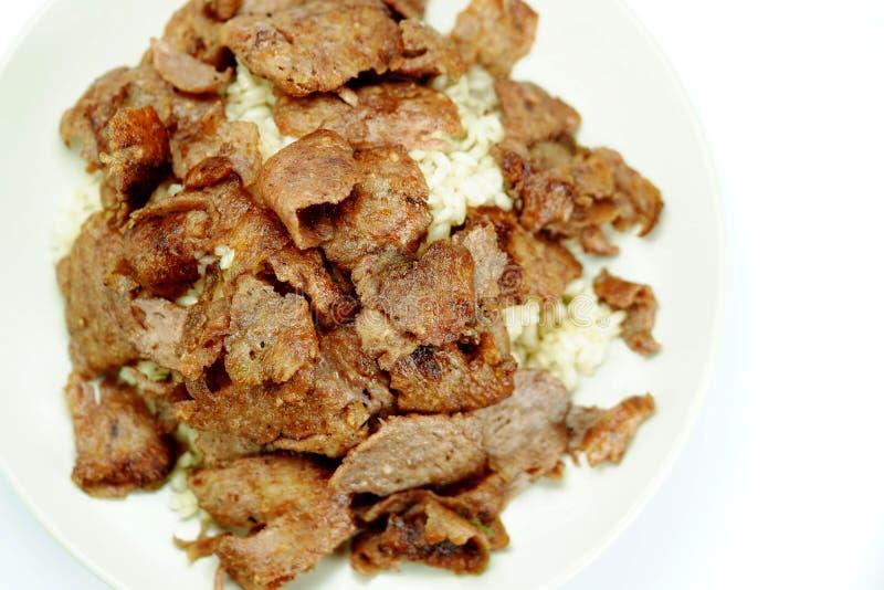 Турецкая еда стоковая фотография