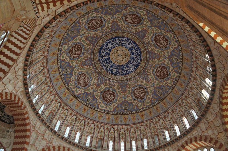 Турецкая мечеть 10 стоковая фотография