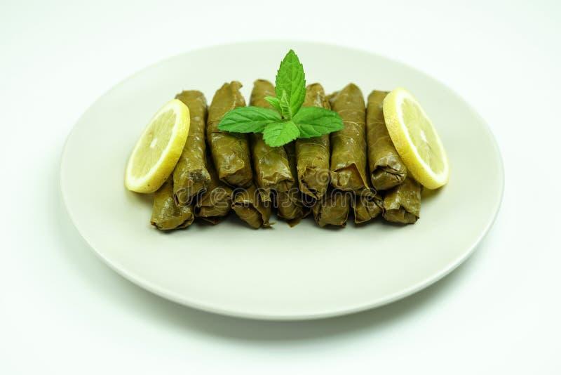 Турецкая традиционная еда стоковые фото