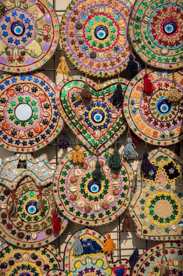 Турецкие сувениры стоковая фотография