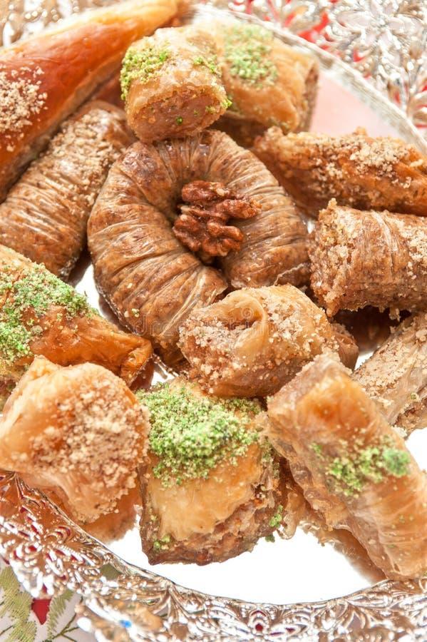 Турецкий десерт стоковые фото