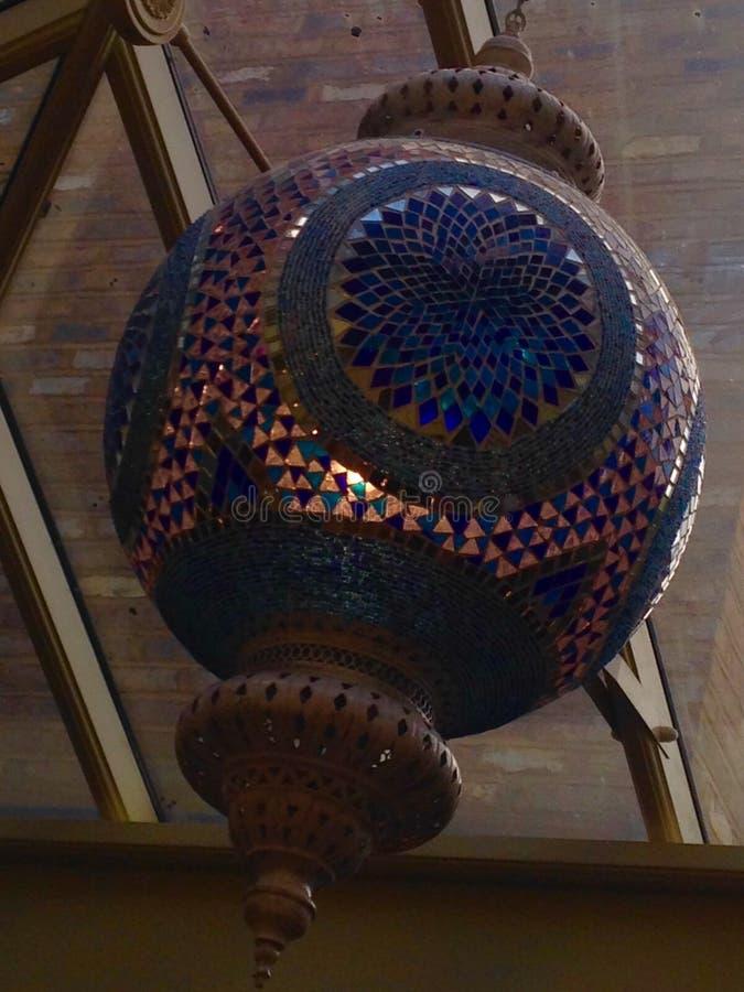 Турецкий фонарик стоковое фото