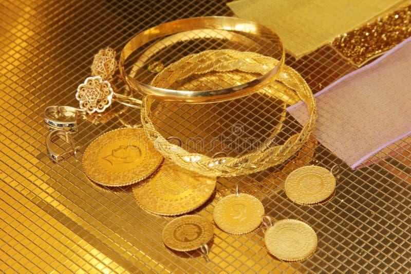 Турецкое золото стоковые изображения