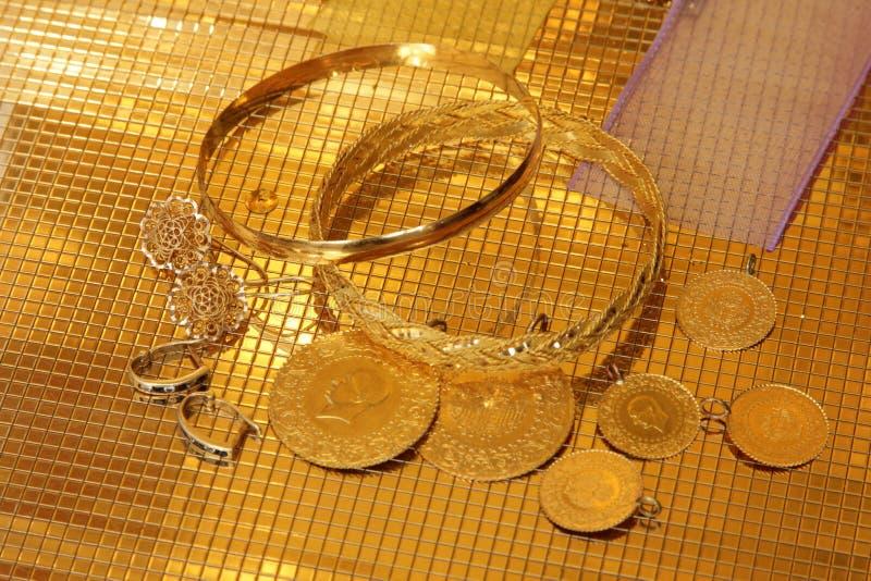 Турецкое золото стоковое изображение