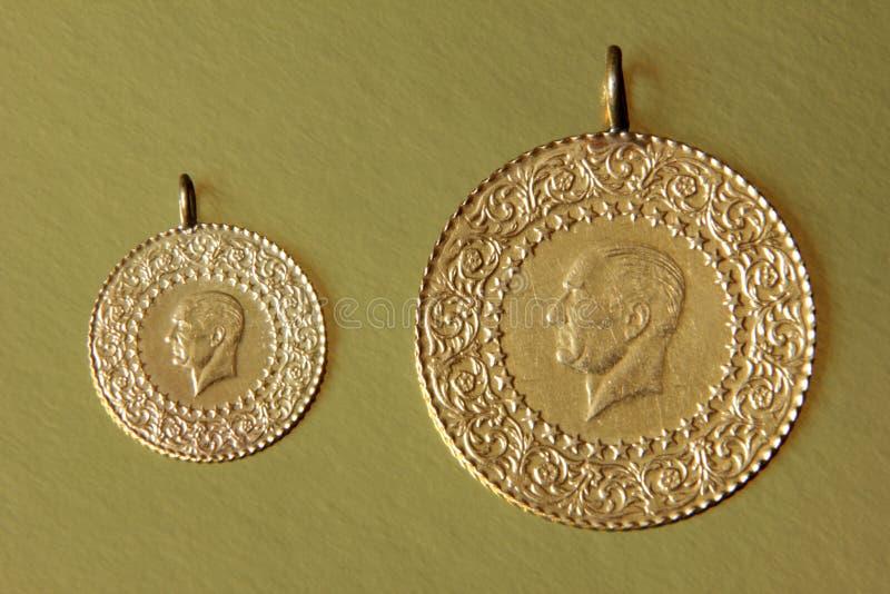 Турецкое золото стоковая фотография