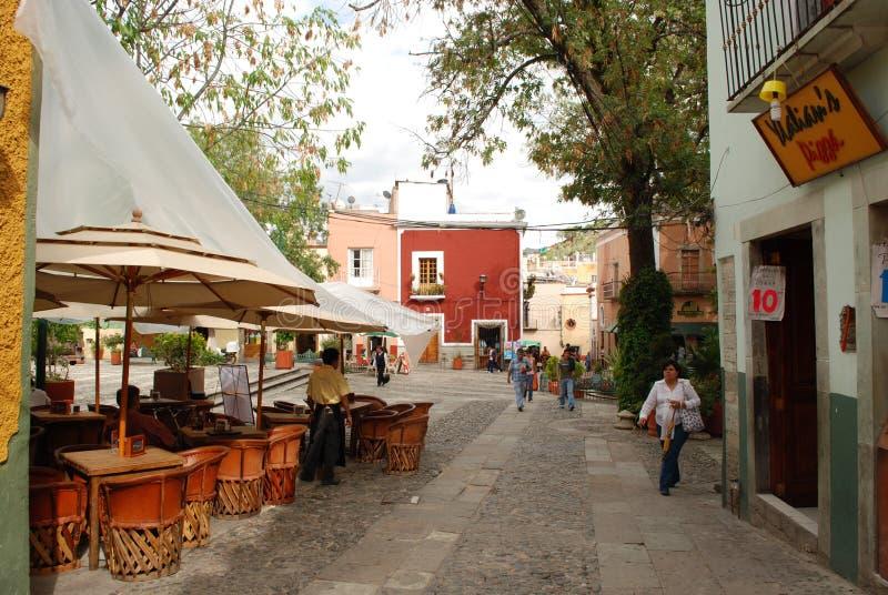Туризм Гуанахуата Мексики стоковые изображения