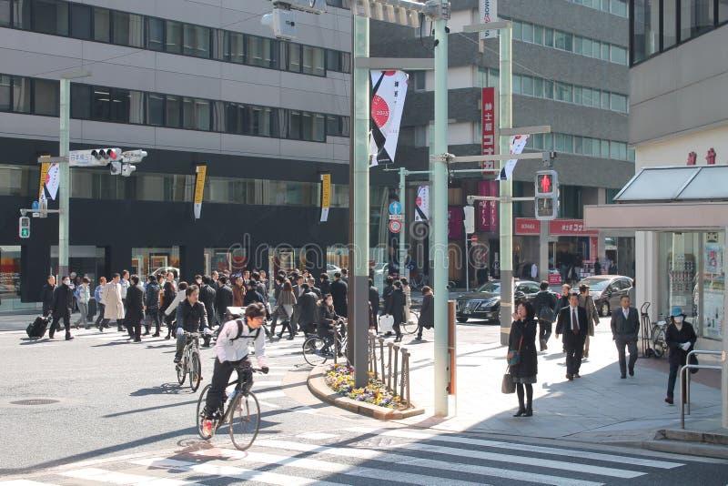 Туризм и перемещение Японии стоковые изображения rf