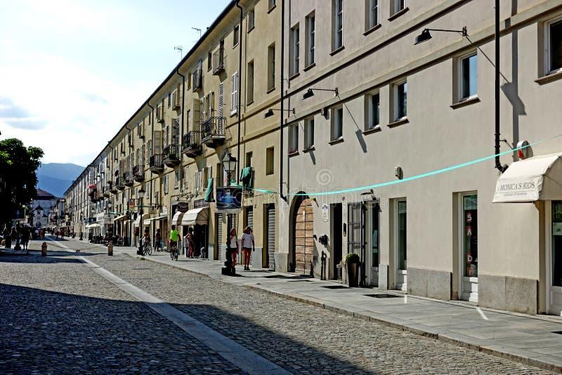 Турин королевский дворец Venaria Reale стоковые фотографии rf