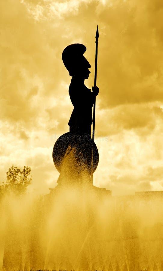 Туристские памятники города Гвадалахары стоковое фото