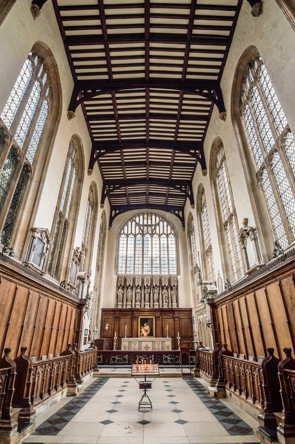 Туристы в Оксфорде стоковые фото