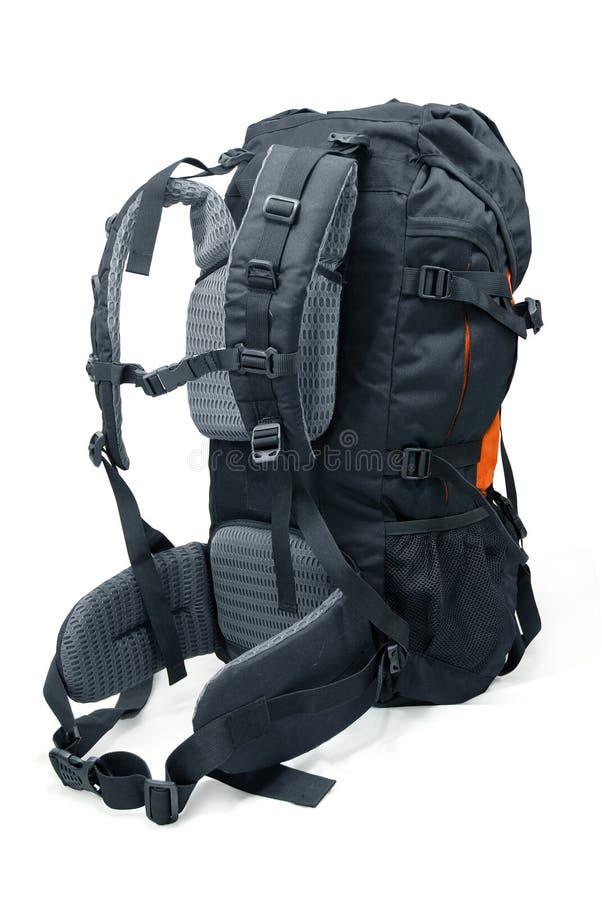 турист backpack самомоднейший стоковые фотографии rf
