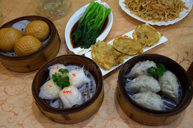 Тусклая сумма, любимый стиль кантонской кухни стоковые фотографии rf