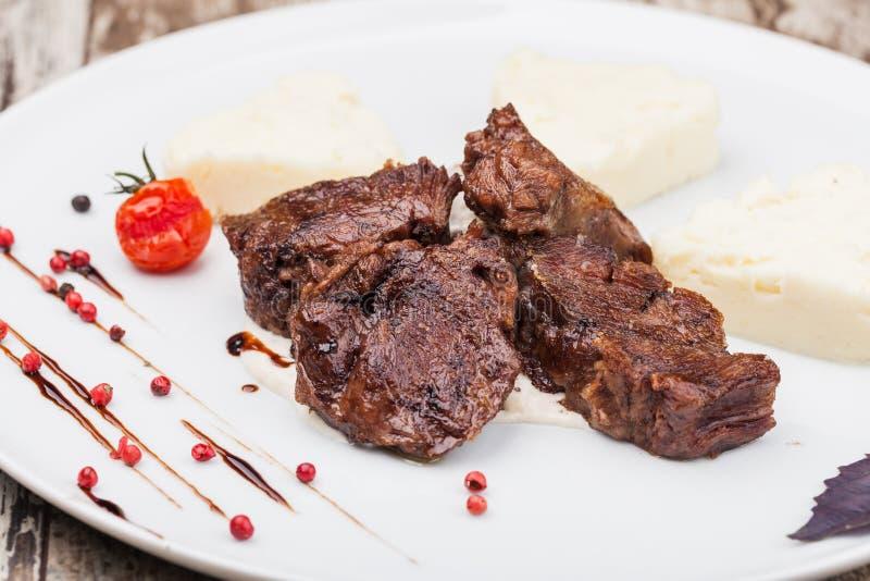 Тушёное мясо мяса говядины стоковое изображение rf