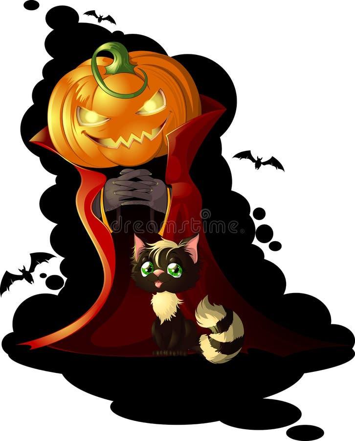 Тыква хеллоуин бесплатная иллюстрация