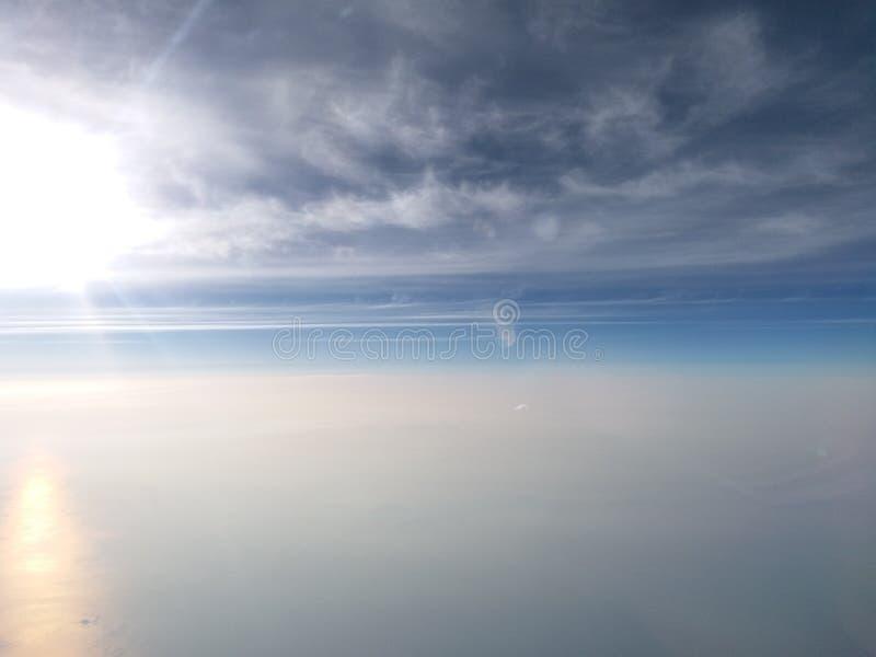 10 тысяч футы стоковое фото