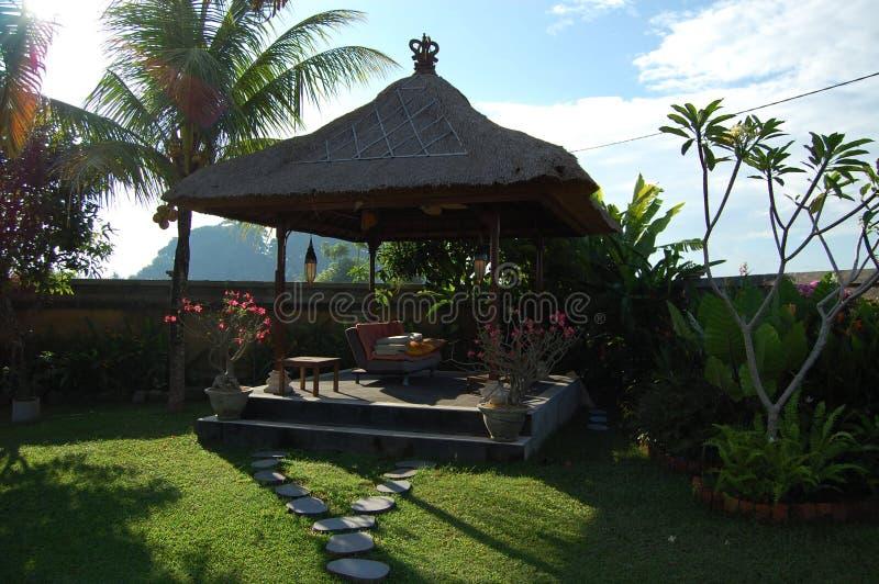 тюкуйте bengong balinese стоковое фото