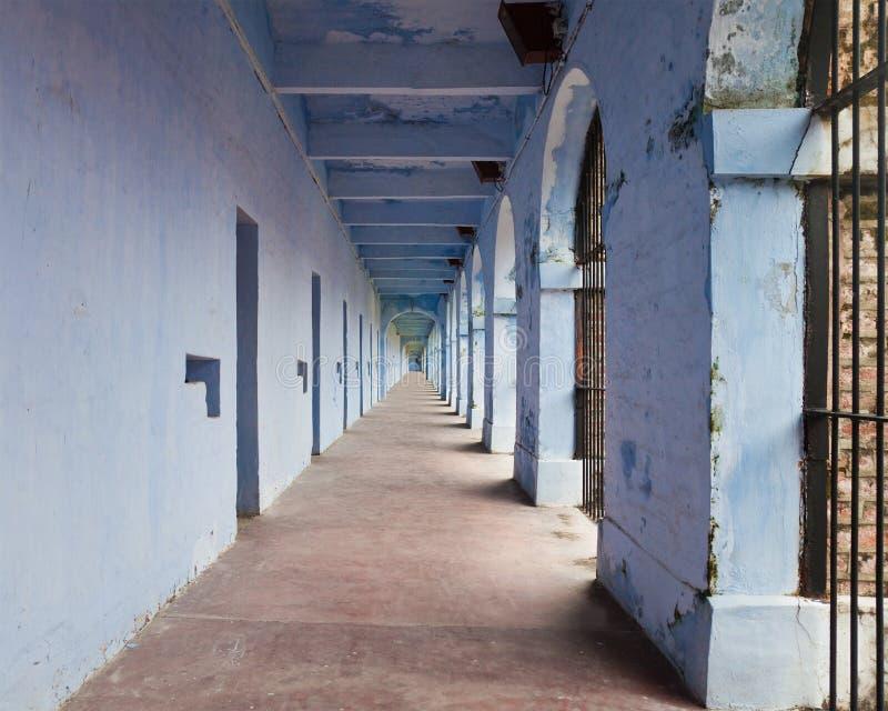 тюрьма клеток blair гаван стоковые изображения