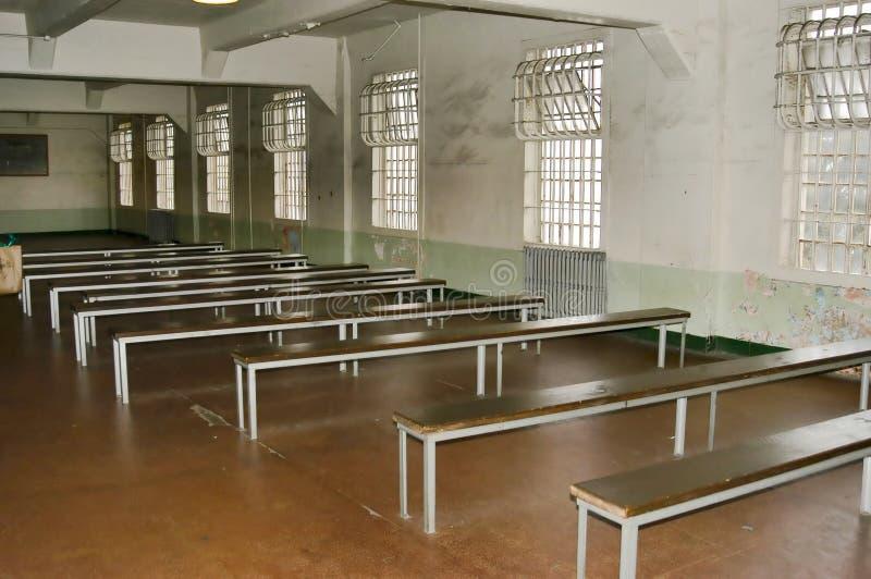 тюрьма alcatraz стоковая фотография rf