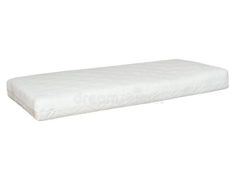 Тюфяки на кровати стоковое фото rf