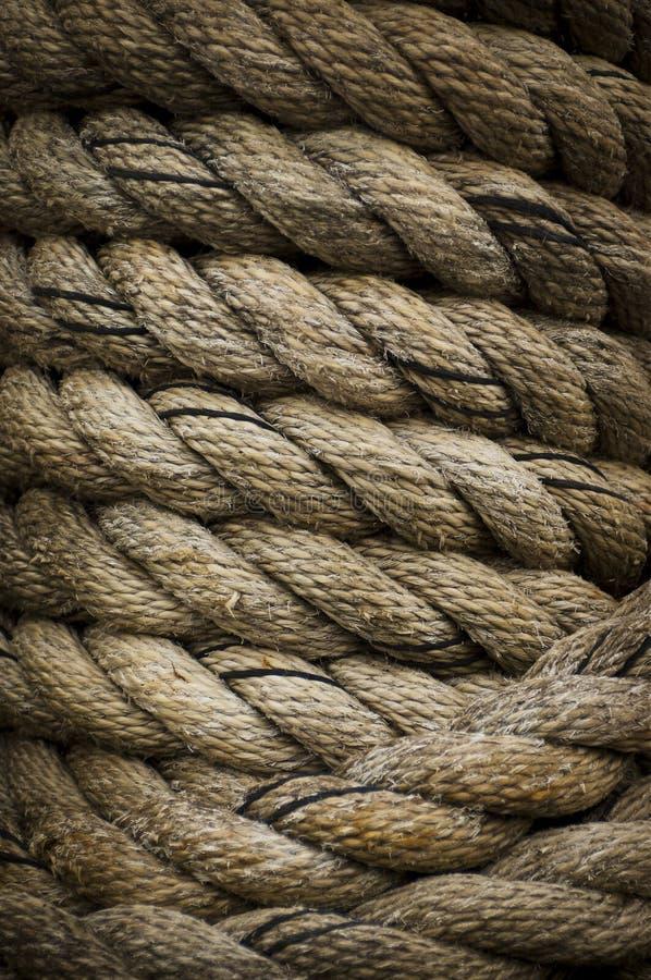 тяжелая веревочка стоковые фото