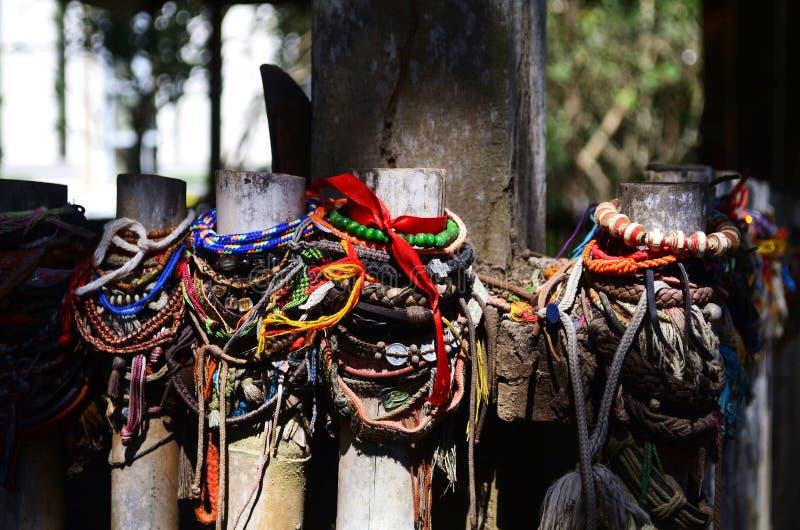 Убийство Fields массовое захоронение, Камбоджа стоковое изображение rf