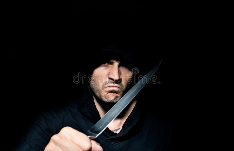 Убийца стоковые изображения rf