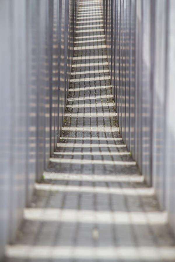 убитый мемориал еврейств berlin европы Германии к стоковые фотографии rf